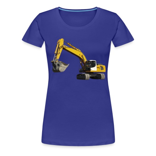 Bagger - Frauen Premium T-Shirt