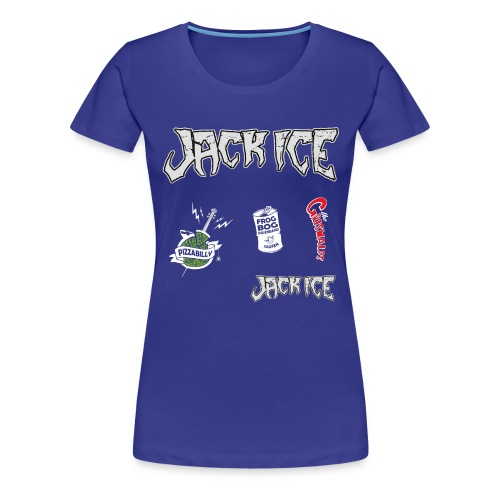 Patchwork 2 - Frauen Premium T-Shirt