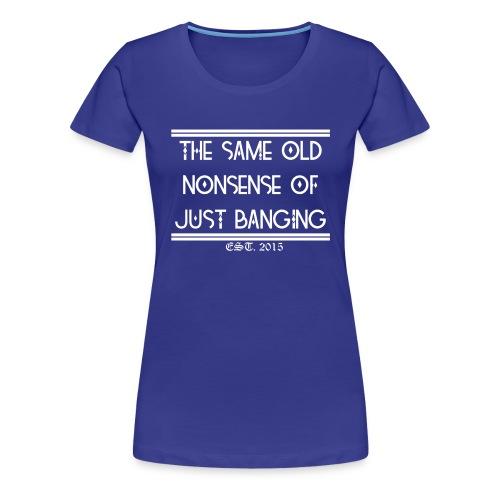 Wisdom - Premium T-skjorte for kvinner