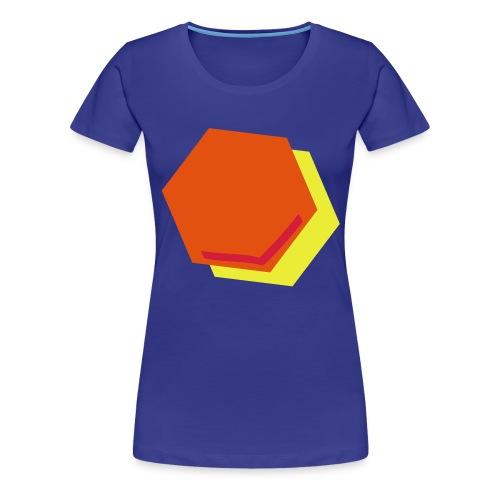 detail2 - Vrouwen Premium T-shirt