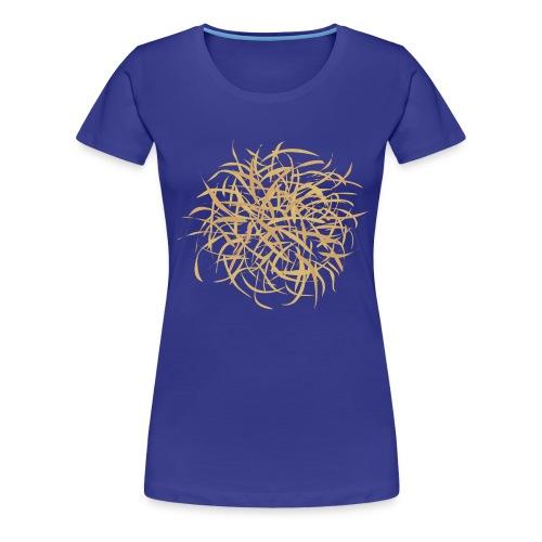 tumbleweed adoratie - Vrouwen Premium T-shirt