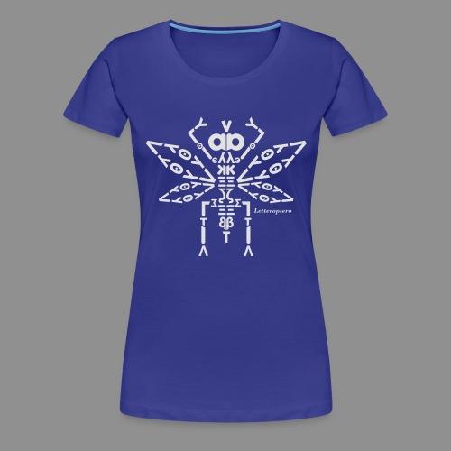 Letteroptero - Women's Premium T-Shirt