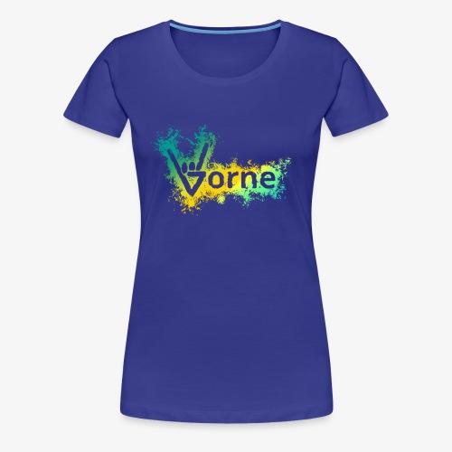 Vorne_2017_full_yelgre - Frauen Premium T-Shirt