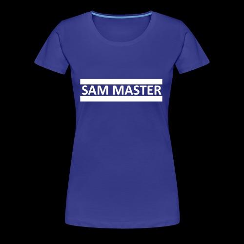 SamMaster - Frauen Premium T-Shirt