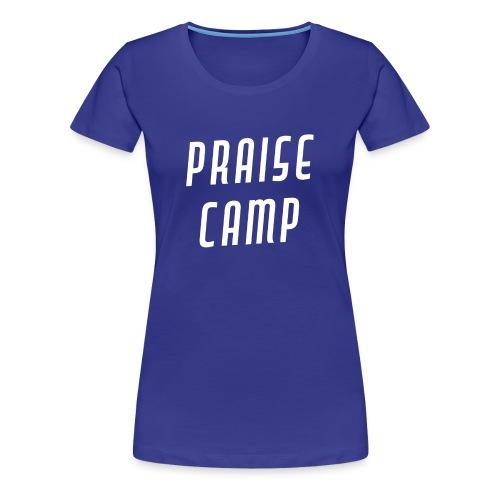 PraiseCamp 2020 - Frauen Premium T-Shirt