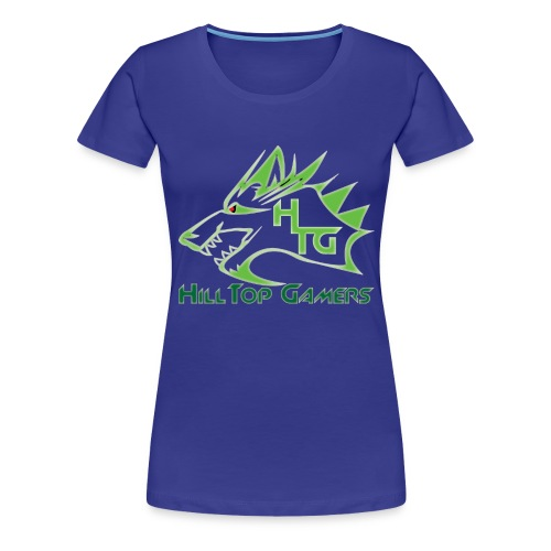 HillTop Gamers - Women's Premium T-Shirt