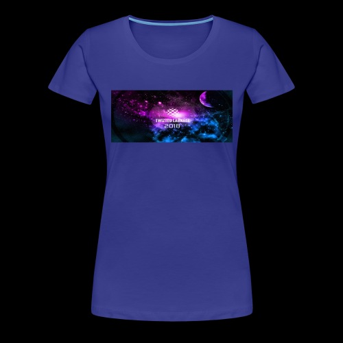 Twizted Carnage Events Space - Women's Premium T-Shirt
