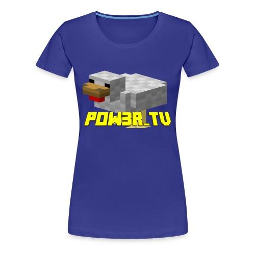 POW3R - Maglietta Premium da donna