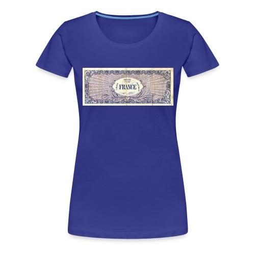 100F - T-shirt Premium Femme