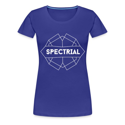 Spectrial_white - Vrouwen Premium T-shirt