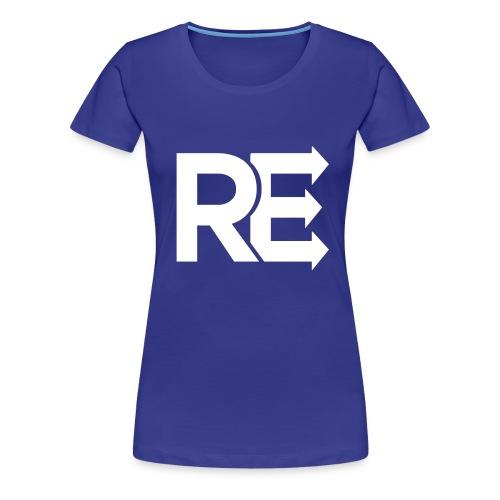 Rejoin Records - Women's Premium T-Shirt