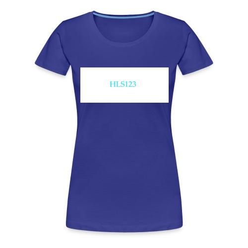hls merch - Women's Premium T-Shirt