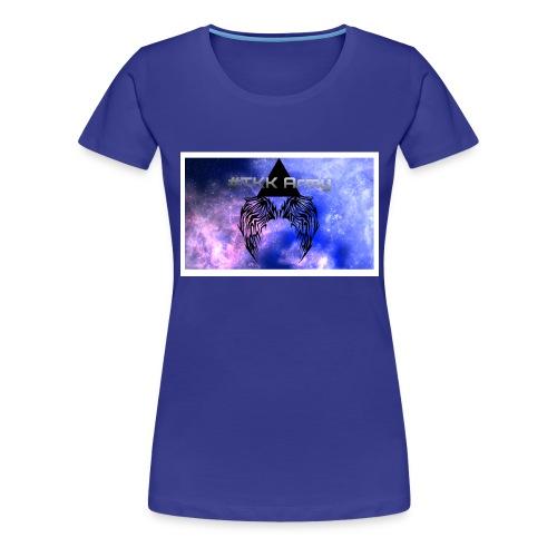 #TKK Army Logo - Frauen Premium T-Shirt