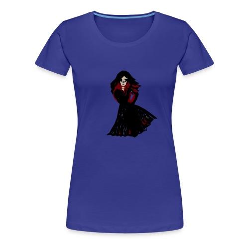 muñeca - Camiseta premium mujer