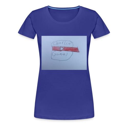 It's quality merchandise peeps remember subscribe - Women's Premium T-Shirt