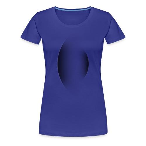 CutShirt Pt.2 - Maglietta Premium da donna