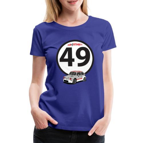 abarth 1000 tcr - Premium T-skjorte for kvinner