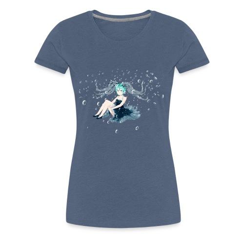 Water Miku O.C. - Maglietta Premium da donna