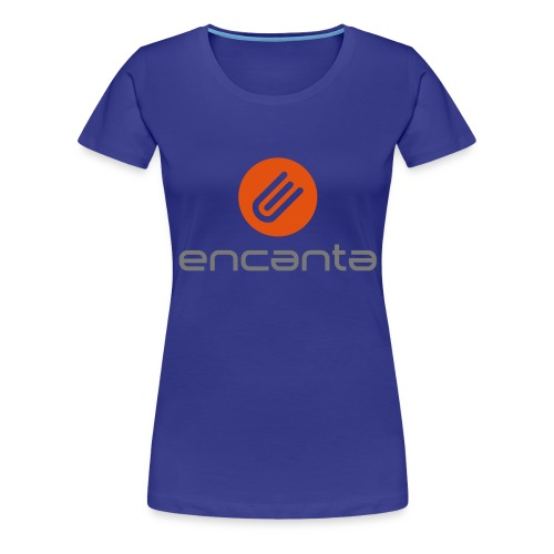 Encanta_Logo_Vector - Camiseta premium mujer