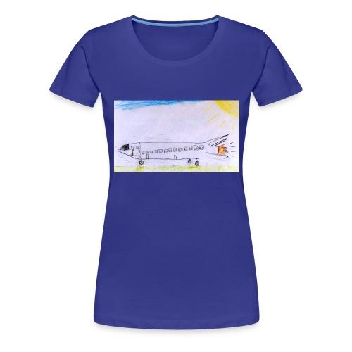 Destination énergie // T-shirt manches courtes - T-shirt Premium Femme