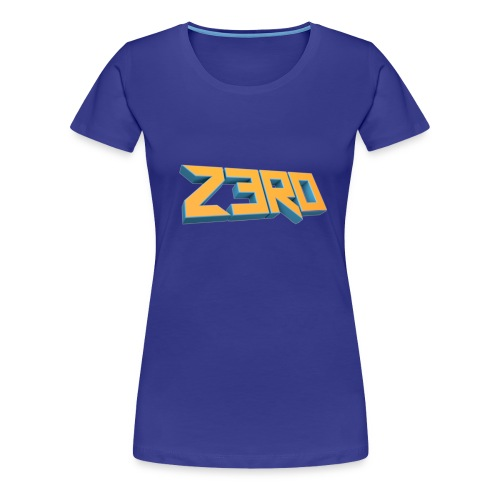 The Z3R0 Shirt - Women's Premium T-Shirt