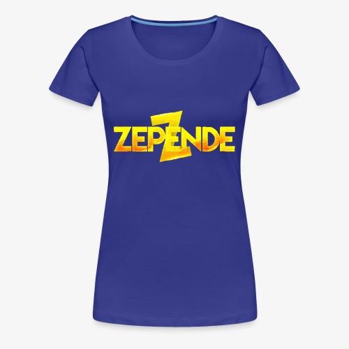 zpndz giffie gif - Vrouwen Premium T-shirt