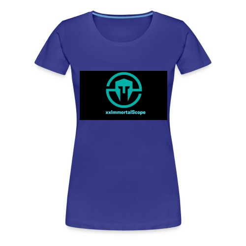 xxImmortalScope throwback - Women's Premium T-Shirt