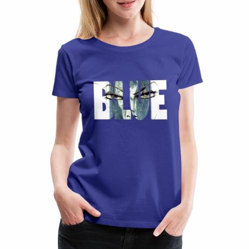 BLUE001 - Frauen Premium T-Shirt