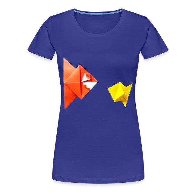 Origami Piranha and Fish - Fish - Pesce - Peixe