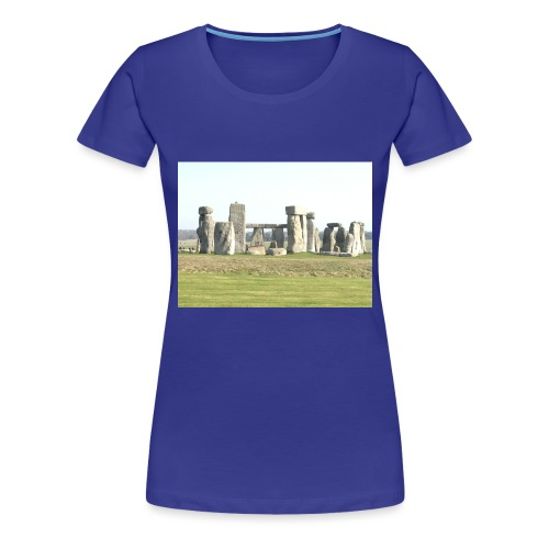 white rocks - Women's Premium T-Shirt
