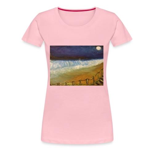 fre 1 - Women's Premium T-Shirt