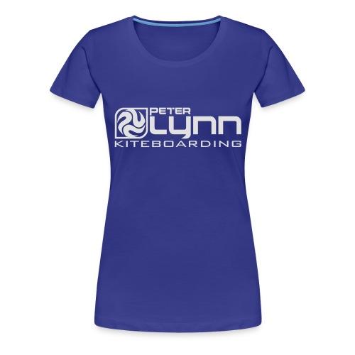PLK logo plain - Women's Premium T-Shirt