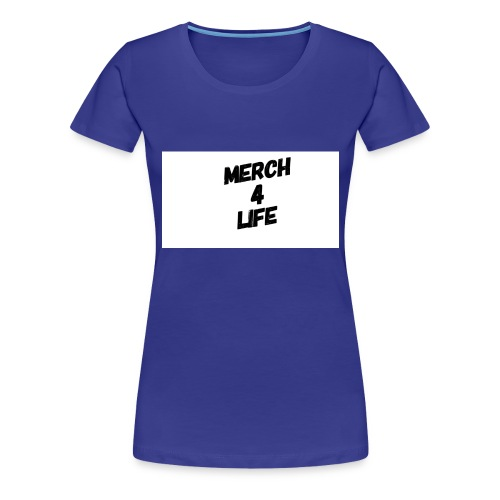 Merch4life/link-in-Bio-shirts+lots More/ - Women's Premium T-Shirt