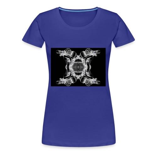 Tête de cachalot - T-shirt Premium Femme