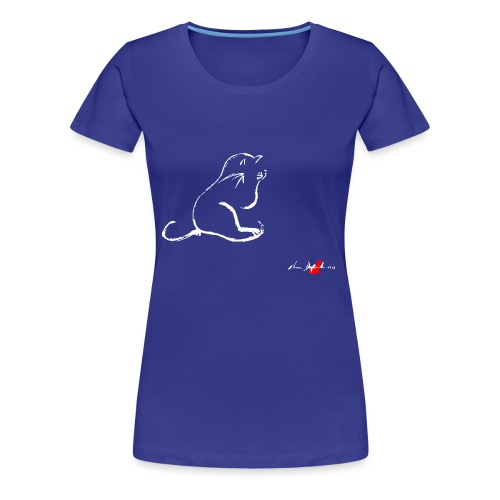 GATTO - Maglietta Premium da donna