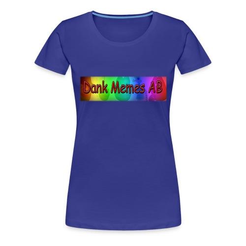 Dank Memes AB T-Shirt - Premium-T-shirt dam