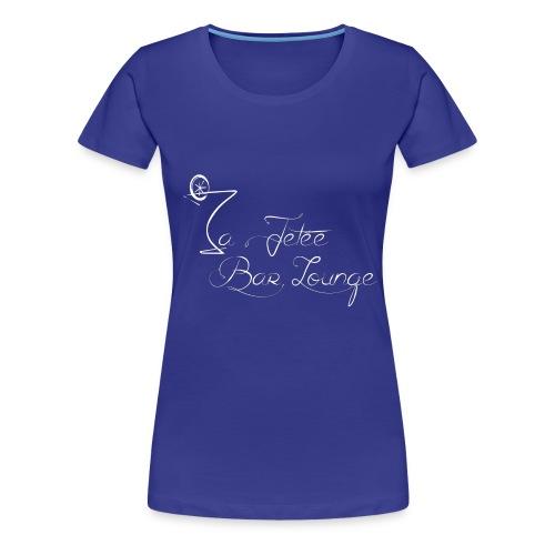 La Jetée Bar lounge - T-shirt Premium Femme