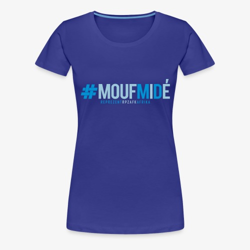 mouf2 - T-shirt Premium Femme