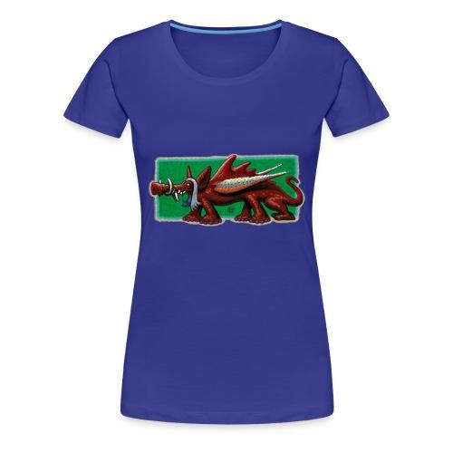 oritteropottero - Maglietta Premium da donna