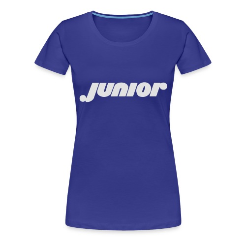 Babymütze junior - Frauen Premium T-Shirt