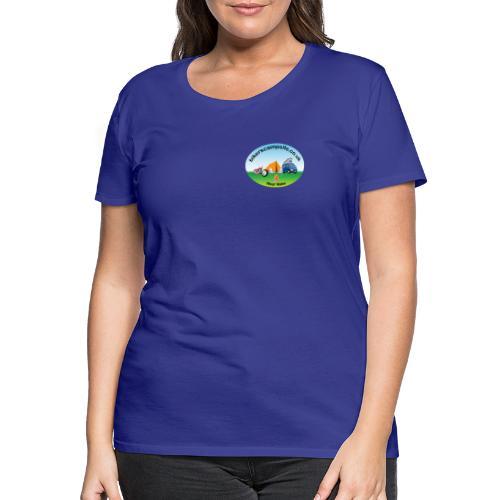 bikerscampsite WW - Women's Premium T-Shirt