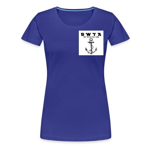 Anker - Frauen Premium T-Shirt
