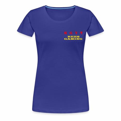 NEWLOGO Copy png - Women's Premium T-Shirt