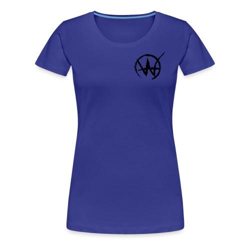 wahlberg black - Premium-T-shirt dam