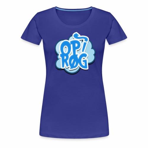 OIR-logo - Dame premium T-shirt