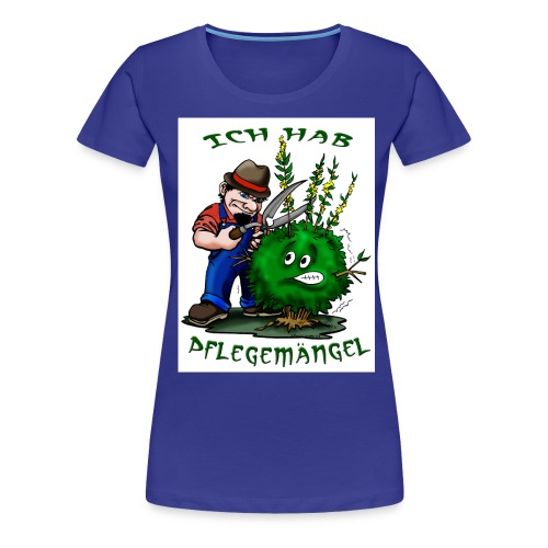 spspflegemangel - Frauen Premium T-Shirt