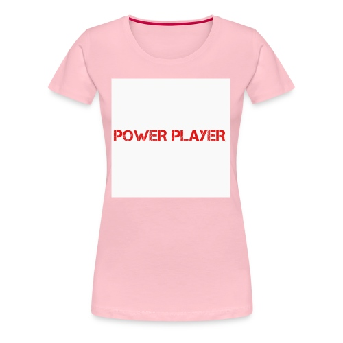 Linea power player - Maglietta Premium da donna
