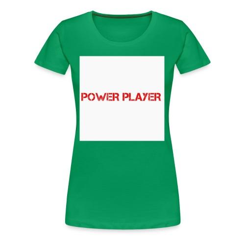 Linea power player - Maglietta Premium da donna