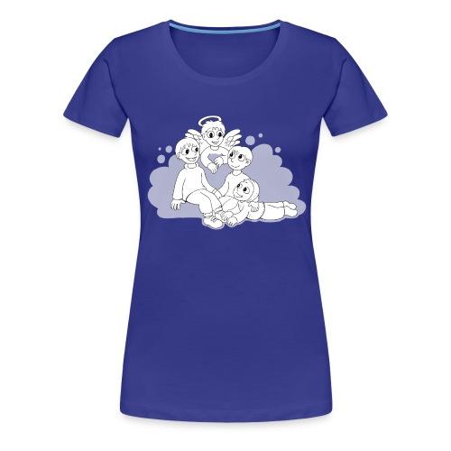 mors dag :) - Dame premium T-shirt
