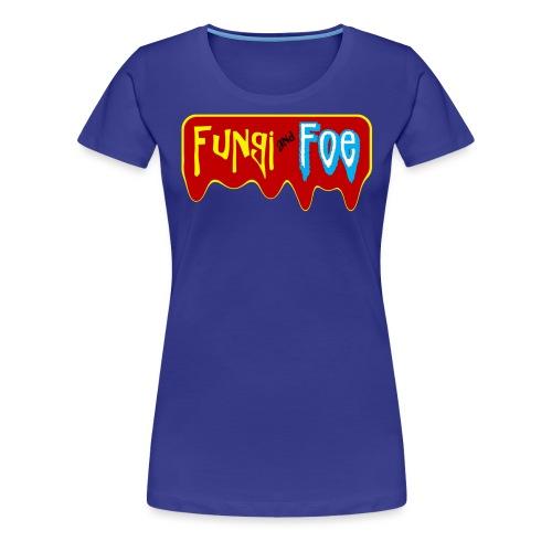 Logo2 - Frauen Premium T-Shirt
